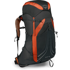 Osprey Exos 48 Backpack Blaze Black
